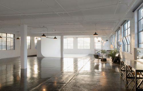 Natural light Studio Melbourne